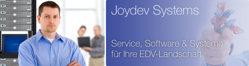Joydev Systems - Service, Software & Systeme
